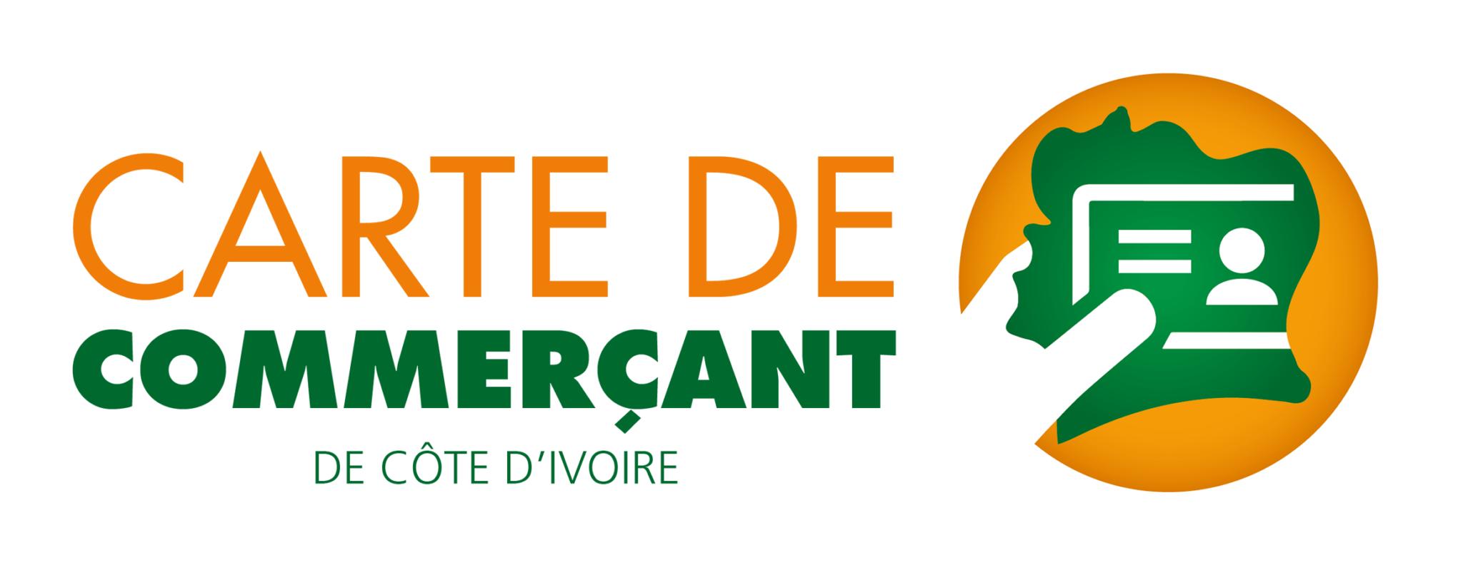 Carte de Commerçant de Côte d'Ivoire-logo
